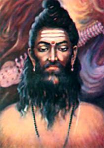 Dhadichi, Indian Sage