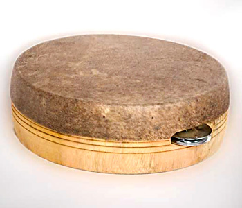 Kanjira, Indian Percussion Instrument