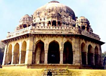 Mubarak Shah tomb Sayyid Dynasty