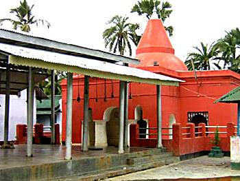 Fourteengoddes Temple