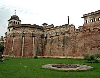 Androon Fort, Patiala, Punjab