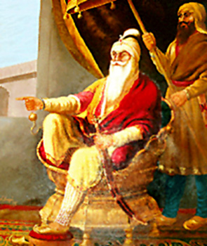 Maharaja Ranjit Singh, Ruler of Amritsar