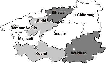 Sidhi District, Madhya Pradesh