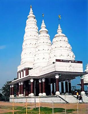 Ashokdham temple - Barahiya, Bihar