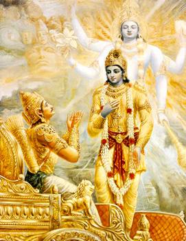 Origin of Bhagavad Gita