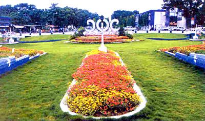 Park in Barauni IOC Township, Bihar
