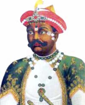 Mahadji Sindhia