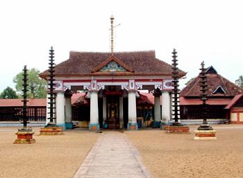 Udayanapuram Temple, Vaikom, Kerala