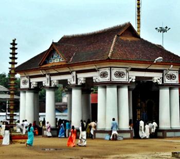 Vaikom Shiva Temple, Kerala