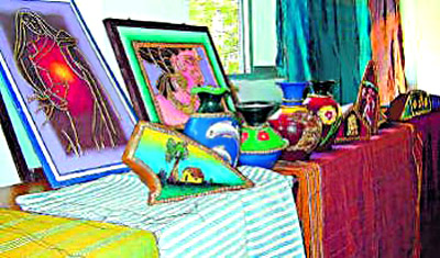 Articles made of Jute at Anakaputhur , Tamil Nadu