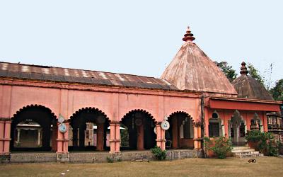 Bishwanath Temple - Bishwanath Chariali, Sonitpur, Assam