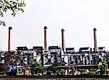 Chandrapura Thermal Power Station  - Chandrapura, Bokaro, Jharkhand