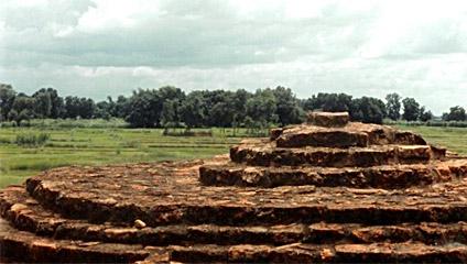 Kapilvastu (Piprahwa Stupa)- Bansi, Uttar Pradesh