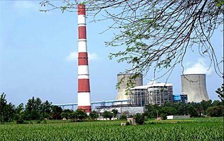 Yamuna Nagar , Haryana Thermal plant