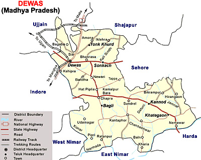 Dewas District, Madhya Pradesh