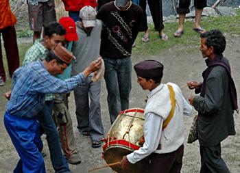 Garhwali dance