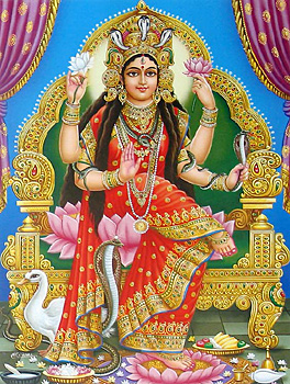 Food Offerings To Goddess Manasa