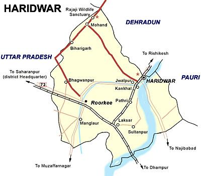 Haridwar District, Uttarakhand