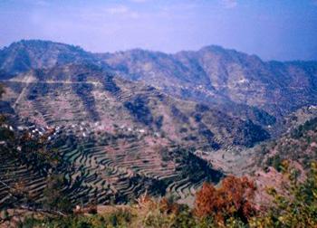 Khirsu in Pauri Garhwal District