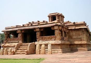 Ladh Khan Temple