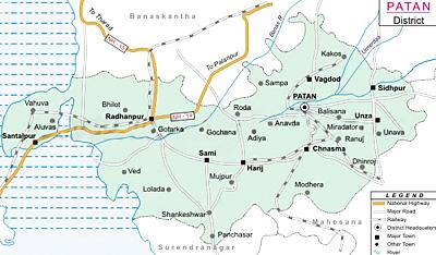 Patan District, Gujarat