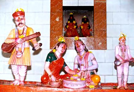 Sant Janabai Temple - Gangakhed, Parbhani, Maharashtra