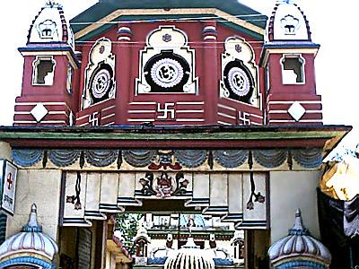 Thaneshwar Temple at Samastipur, Bihar