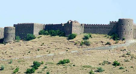 Gigor Fort - Chhabra, Madhya Pradesh