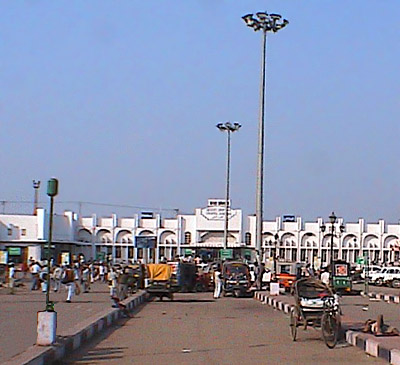 Chhapra, Saran, Bihar - Railway Junction