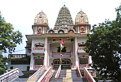 Jhoteshwar Temple at Chhota Chhindwara/ Gotegaon, Narshinghpur, Madhya Pradesh