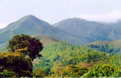 Mullain Giri - the highest peak in Karnataka  - Chikkamagaluru, Karnataka