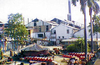 Sugar Factory at Samastipur, Bihar
