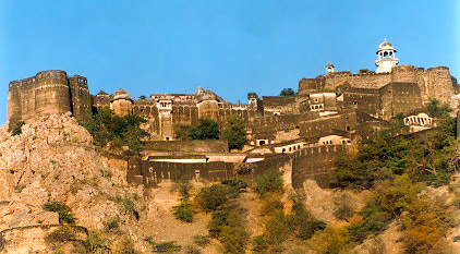Kuchaman Fort, Rajasthan