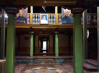 Palace of Pandit Sawai Gandharva - Kundgol, Dharwad, Karnataka