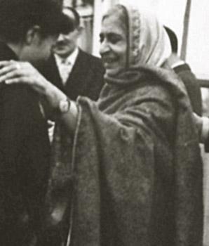 Mrs. Rameshwari Nehru