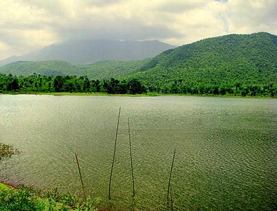 Topchanchi LakeMalkera, Dhanbad, Jharkhand