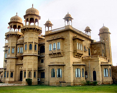 Jawahar Niwas Palace - Accommodation in Jaisalmer ,Rajasthan