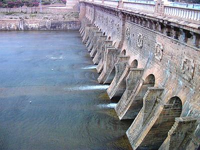 Krishnarajasagara, Dam-  Mandya, Karnataka