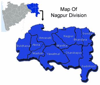 Nagpur Division, Maharashtra