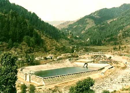 Shanan Power House - Jogindarnagar, Mandi, Himachal Pradesh