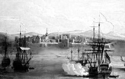 St. George Fort - History of Chennai, Tamil Nadu