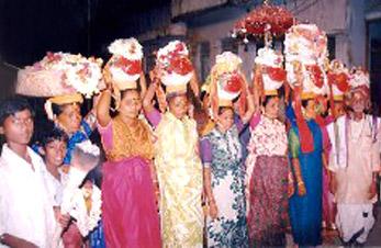 Thakurani Yatra - Culture of Berhampur, Orissa