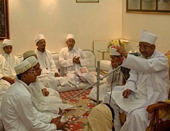 Bayat, Initiation Ceremony in Sufism