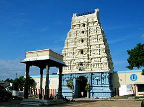 Architecture of the Bhaktavatsala Perumal Temple, Tiruninravur, Tiruvallur, Tamil Nadu