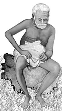 Jagannath Das - Founder of Bada Odiya Matha