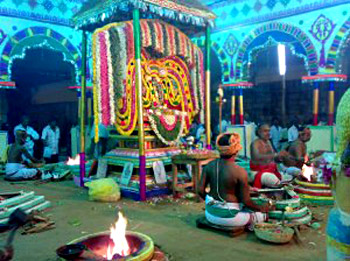 Kumbabhishekam, A Temple Ritual