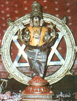 Legend of Sri Chakrapani Svami Temple, Kumbakonam