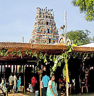 Siruvachur Madura Kaliamman temple