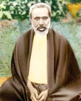 Mahatma Ram Chandraji, Indian Sufi Saint