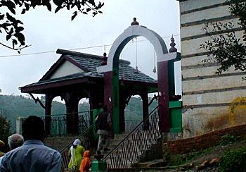 Mahunag Temple, Karsog, Mandi, Himachal Pradesh